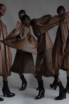 Vintage Fendi Vest, Sonia Rykiel Blouse and Calvin Klein Skirt. Designer Clothing Dark Minimal Street Style Fashion