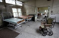St Gerrads TB Hospital.  A Life in Ruins - 100 Photos From 10 Years of Exploring the UK by Speed, Dec 24, 2014.