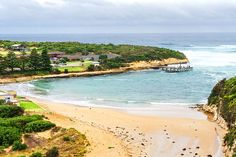 Don't just visit the Twelve Apostles when you drive along the Great Ocean Road. Here are 5 towns along the Great Ocean Road to visit! Australia Travel, Wonderful Places, West Coast, Places Ive Been, Melbourne, Places To Visit, Around The Worlds, Ocean, City