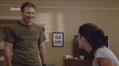 Chris Vance as Col. Casey Jones in Rizzoli & Isles: 4x13 Tears of a Clown,