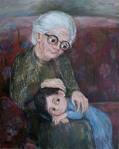 ✿Grandma & Grandpa✿ Grandma