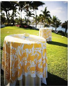 mexican otomi fabric table covers
