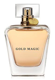 Little Mix Gold Magic ~ Top notes: lemon, raspberry, apple Heart: violet, watermelon Base: musk