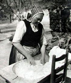 Gömöri burgonyás kenyér recept - kovász és burgonya - Boldog Briós