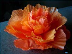 Как сделать цветок из ткани своими руками?
