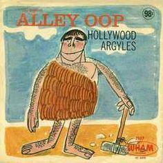 """""""Alley Oop"""" ***  Hollywood Argyles ***  July 11, 1960"""