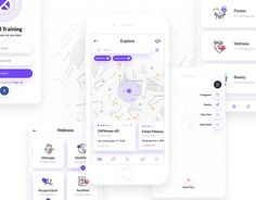 "Check out this @Behance project: ""Travel and Training App"" https://www.behance.net/gallery/58238275/Travel-and-Training-App"