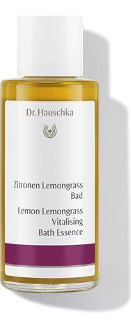 Zitronen Lemongrass Bad