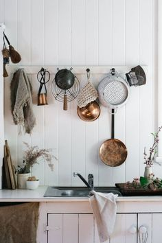 Marnie Hawson, Melbourne interior photographer for Cheryl Carr, Boonah and Country Style magazine Home Design, Layout Design, Country Style Magazine, Kitchen Design, Kitchen Decor, Boho Home, Little Kitchen, Dirty Kitchen, Slow Living