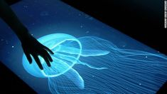 TeslaTouch is another haptic technology developed by Disney Research and simulates 3D geometric features on touch screens. It aims to let touch screen users feel different sensations on glass.