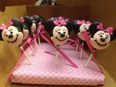Minny Mouse POPs! www.popcakery.com/