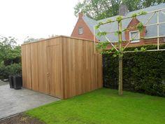 Garden Cabins, Garden Screening, Outdoor Sheds, Pool Houses, Outdoor Furniture, Outdoor Decor, Garden Inspiration, Fence, Home And Garden