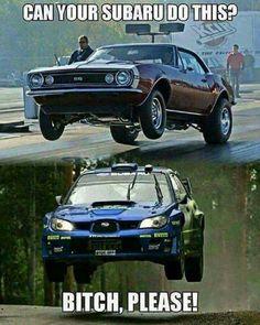 Just Subaru Things Funny Car Quotes, Funny Memes, Funny Videos, 9gag Funny, Funny Cars, Truck Memes, Car Humor, Ford Jokes, Subaru Cars