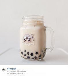BGreat Instagram post from Boba Guys in San Francisco, CA / Sympathique post…