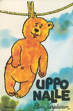 Elina Karjalainen: Uppo-Nalle (Uppo-Nalle, #1)