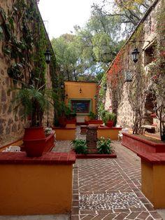 San Gabriel de Barrera, Guanajuato, Gto.