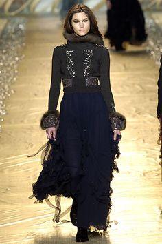 Blumarine – Fall 2005 RTW – Vogue