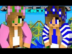 Minecraft-Little Carly Adventures-ELSAS MAGICAL BALL! - YouTube