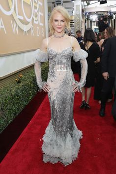 See All the Looks From the Golden Globes 2017 Red Carpet