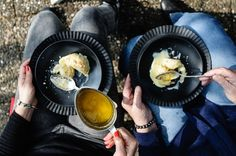 Lurpak butter dumplings trickytine