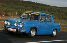 Renault 8 Gordini - always fancied this.