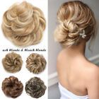 Real Thick Curly Messy Bun Hair Piece Scrunchie Natural Hair Extensions US Messy Bun Updo, Kinky Curly Wigs, Curly Ponytail, Clip In Hair Pieces, Bun Hair Piece, Synthetic Curly Hair, Synthetic Hair Extensions, Parting Hair, Jumbo Braiding Hair