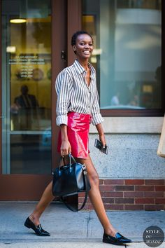 Herieth Paul by STYLEDUMONDE Street Style Fashion Photography