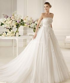 Noivas que se vestem de princesas