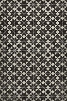 Black And White Kitchen Vinyl Flooring art deco design inspiration resilient vinyl floor for kitchen