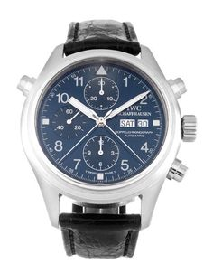 Limited Edition IWC Pilots Double Chrono IW371323