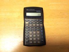 Texas Instruments BA-II Plus Calculator
