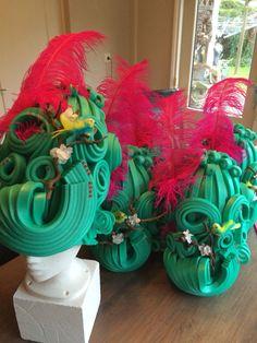 "Foam pruiken ""pip studio"" Foam wigs Studio Foam, Pip Studio, Foam Wigs, Costume Wigs, Costume Makeup, Karneval, Big Hair, Dance Costumes, Body Painting"