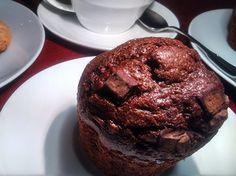 Ricette e Segreti in Cucina : Muffin al cioccolato per un dolce buongiorno!