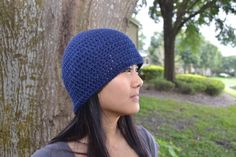 Crochet Beanie/Hat - Unisex - One Size Fits Most Teens/Adults - Made to Order