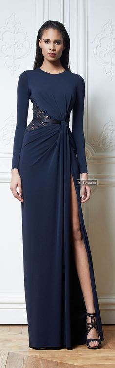 Zuhair Murad Fall Winter 2013-14 Ready to Wear Glamour Gown