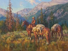 charles russell western art