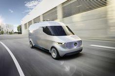 Foto de Mercedes-Benz Vision Van Concept (7/19)