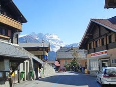 Gryon, Switzerland, Aunt and Uncle live there! It is beautiful. 1200's