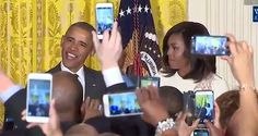 """Obama and black Americans call it a celebration, but of what? Of racism against white Americans? He displays how phony he is by adopting his """"black accent"""""""