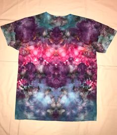 Hey, I found this really awesome Etsy listing at https://www.etsy.com/listing/502632739/harmonious-galaxy-tie-dye-ice-dye-t