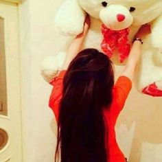 i lub u teddy Lovely Girl Image, Cute Girl Photo, Girl Photo Poses, Girl Photos, Girls Dp Stylish, Stylish Girl Images, Cute Girls, Cute Kids Photography, Girl Photography Poses