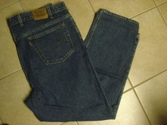 Vintage Levi's 540 Relaxed Fit Men's Jeans Size 48 X 30 #levis #Relaxed