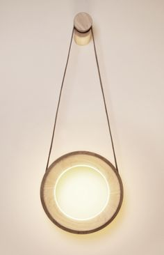 HALO Lamp by Kjartan Oskarsson - kjartanoskarsson.com