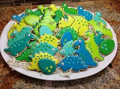 A Gathering of Dinos | Cookie Connection