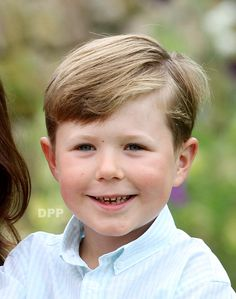 Prince Christian of Denmark, Count of Monpezat (Christian Valdemar Henri John; born 15 October 2005) is the elder son of Crown Prince Frederik and his wife, the Australian born Crown Princess Mary. He is a grandson of Queen Margrethe II and her husband Prince Henrik.