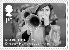 Spare Time, 1939 In pictures: Royal Mail celebrates Great British Film with new stamp issue - UK - News - The Independent Royal Mail Stamps, Uk Stamps, Film 2014, Postage Stamp Art, Kingdom Of Great Britain, Great British, Penny Black, Film Stills, Stamp Collecting