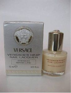 Versace Heat Nail Lacquer - Cream Pearl V2036-w 15ml from Versace - Pedicure N Manicure - £2.99 - http://www.pedicurenmanicure.com/versace-heat-nail-lacquer-cream-pearl-v2036-w-15ml/