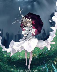 Wenqing Yan (@Yuumei_Art) Yuumei Art, Character Design, Character Art, Drawing Reference, Surrealism, Anime Art, Princess Zelda, Manga, Comics