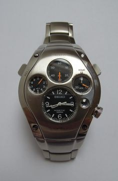 Seiko Sportura Chronograph SLQ007