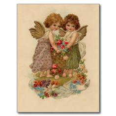 vintage valentine's day postcards | Valentines Day Postcards & Postcard Template Designs